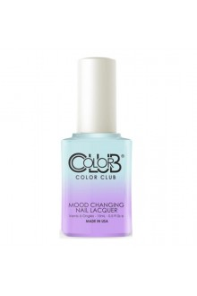 Color Club Mood Changing Nail Lacquer - Blue Skies Ahead - 15 mL / 0.5 fl oz