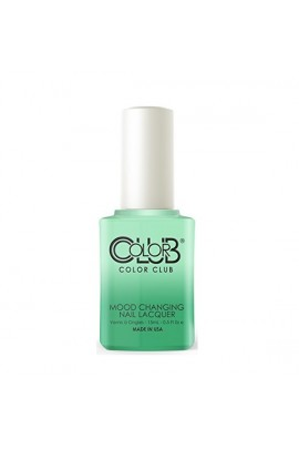 Color Club Mood Changing Nail Lacquer - Chill Out - 15 mL / 0.5 fl oz