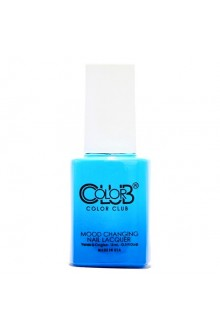 Color Club Mood Changing Nail Lacquer - Feelin' Free - 15 mL / 0.5 fl oz