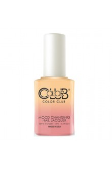 Color Club Mood Changing Nail Lacquer - Happy Go Lucky - 15 mL / 0.5 fl oz