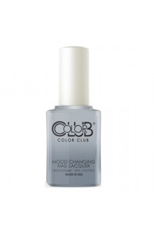 Color Club Mood Changing Nail Lacquer - Head in the Clouds - 15 mL / 0.5 fl oz