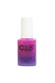 Color Club Mood Changing Nail Lacquer - Tie Dye, Oh My! - 15 mL / 0.5 fl oz