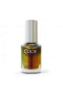 Color Club Lacquer - Oil Slick Collection - Burnt Out - 15 mL / 0.5 oz
