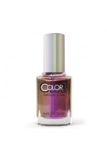 Color Club Lacquer - Oil Slick Collection - Purple Haze - 15 mL / 0.5 oz