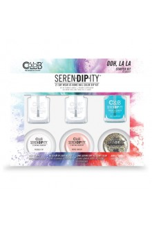 Color Club - Serendipity Starter Kit - Ooh, La La (NEW PACKAGING)
