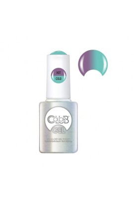 Color Club Gel Polish - Serene Green - 0.5oz / 15ml