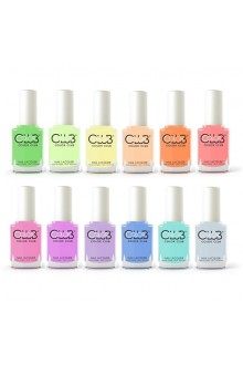 Color Club Lacquer - Whatever Forever Collection  - All 12 Colors - 15 mL / 0.5 oz Each