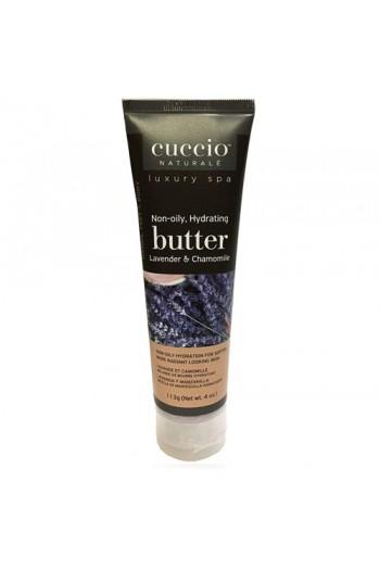 Cuccio Naturale Luxury Spa - Butter Blends Tube - Lavender & Chamomile - 4oz