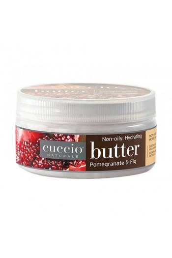 Cuccio Naturale Luxury Spa - Butter Blends - Pomegranate & Fig - 8oz