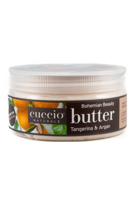 Cuccio Naturale Luxury Spa - Butter Blends - Tangerina & Argan - 8oz
