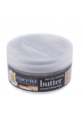 Cuccio Naturale Luxury Spa - Butter Blends Babies - Coconut & White Ginger - 42g / 1.5oz