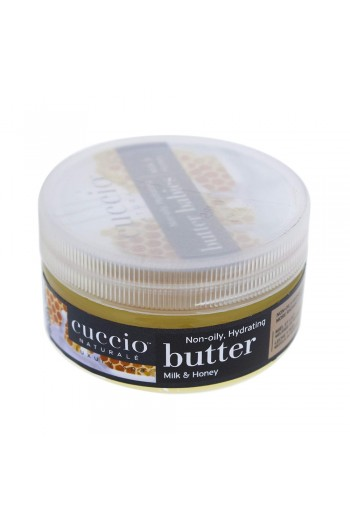 Cuccio Naturale Luxury Spa - Butter Blends Babies - Milk & Honey - 42g / 1.5oz
