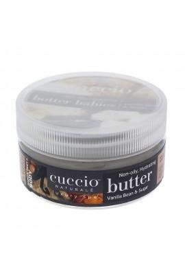 Cuccio Naturale Luxury Spa - Butter Blends Babies - Vanilla Bean & Sugar - 42g / 1.5oz