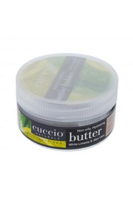 Cuccio Naturale Luxury Spa - Butter Blends Babies - White Limetta & Aloe Vera - 42g / 1.5oz