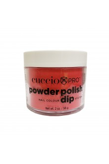 Cuccio Pro - Powder Polish Dip System - A Pisa My Heart - 2oz / 56g