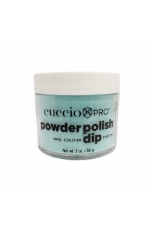 Cuccio Pro - Powder Polish Dip System - Aquaholic - 2oz / 56g