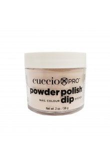 Cuccio Pro - Powder Polish Dip System - Bite Your Lip - 2oz / 56g