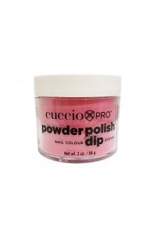 Cuccio Pro - Powder Polish Dip System - Costa Rican Sunset - 2oz / 56g