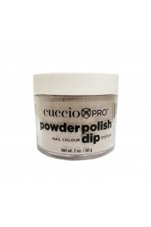 Cuccio Pro - Powder Polish Dip System - Cream & Sugar - 2oz / 56g