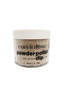 Cuccio Pro - Powder Polish Dip System - Cuppa Cuccio - 2oz / 56g
