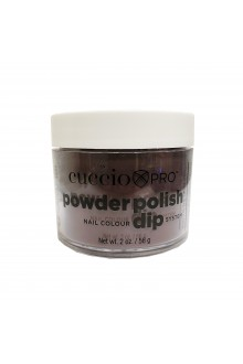 Cuccio Pro - Powder Polish Dip System - French Pressed For Time - 2oz / 56g