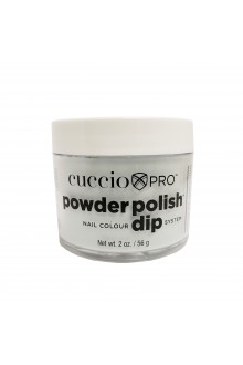 Cuccio Pro - Powder Polish Dip System - Hair Toss - 2oz / 56g