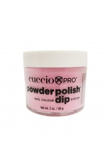 Cuccio Pro - Powder Polish Dip System - Hot Thang! - 2oz / 56g
