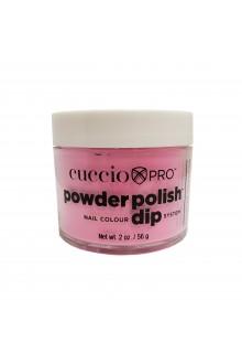 Cuccio Pro - Powder Polish Dip System - Kyoto Cherry Blossom - 2oz / 56g