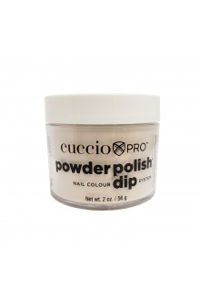 Cuccio Pro - Powder Polish Dip System - Left Wanting More - 2oz / 56g