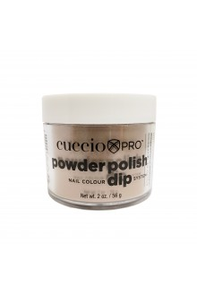 Cuccio Pro - Powder Polish Dip System - Nurture Nature - 2oz / 56g