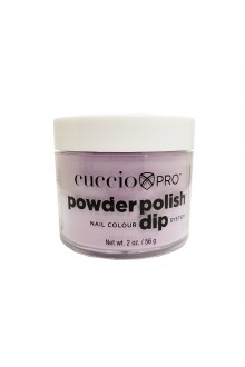 Cuccio Pro - Powder Polish Dip System - Peace, Love & Purple - 2oz / 56g