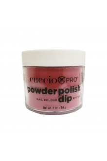 Cuccio Pro - Powder Polish Dip System - Pompeii It Forward - 2oz / 56g