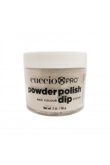 Cuccio Pro - Powder Polish Dip System - Pop, Fizz, Clink - 2oz / 56g