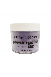 Cuccio Pro - Powder Polish Dip System - Quilty as Charged - 2oz / 56g