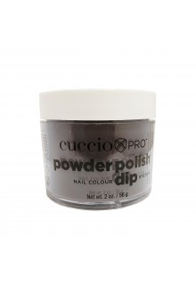 Cuccio Pro - Powder Polish Dip System - Romania After Dark - 2oz / 56g