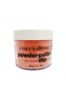 Cuccio Pro - Powder Polish Dip System - Shaking My Morocco - 2oz / 56g