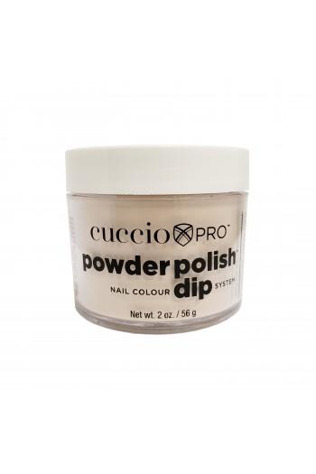 Cuccio Pro - Powder Polish Dip System - Skin to Skin - 2oz / 56g