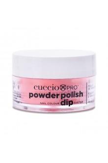 Cuccio Pro - Powder Polish Dip System - Passionate Pink - 0.5oz / 14g