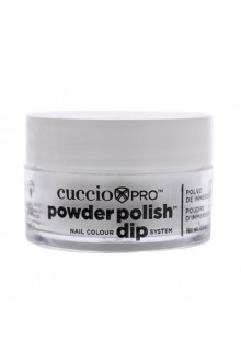 Cuccio Pro - Powder Polish Dip System - White - 0.5oz / 14g