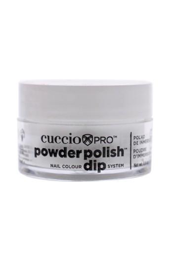 Cuccio Pro - Powder Polish Dip System - White - 0.5oz / 14g