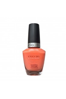 Cuccio Colour Nail Lacquer - Be Fearless - 13ml / 0.43oz