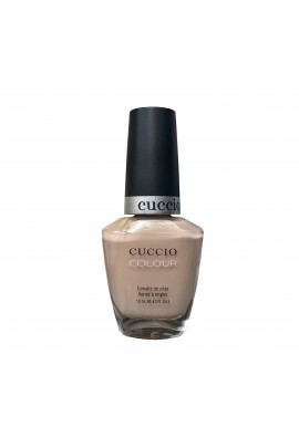 Cuccio Colour Nail Lacquer - Bite Your Lip - 13ml / 0.43oz