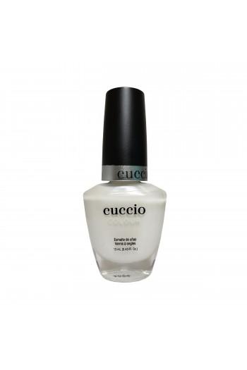 Cuccio Colour Nail Lacquer - Cupid in Capri - 13ml / 0.43oz