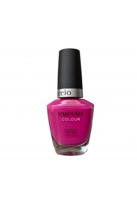 Cuccio Colour Nail Lacquer - Don't Get Tide Down - 13ml / 0.43oz