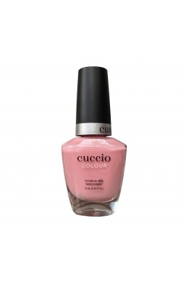 Cuccio Colour Nail Lacquer - I Left My Heart in SF - 13ml / 0.43oz
