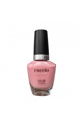 Cuccio Colour Nail Lacquer - I Left My Heart in SF - 13ml / 0.43oz