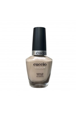 Cuccio Colour Nail Lacquer - Left Wanting More - 13ml / 0.43oz