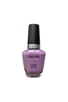 Cuccio Colour Nail Lacquer - Peace, Love, & Purple - 0.43oz / 13ml