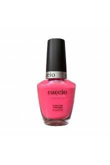 Cuccio Colour Nail Lacquer - Pretty Awesome - 13ml / 0.43oz