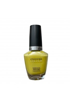 Cuccio Colour Nail Lacquer - Seriously Celsius - 13ml / 0.43oz